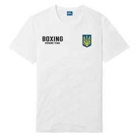 Футболка LEADER БОКС чёрная